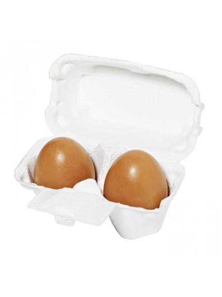 Мыло-маска ручной работы с красной глиной Egg Soap Red Clay (50*2)