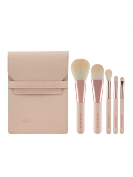 Набор кистей для макияжа Nudrop Mini Brush Set