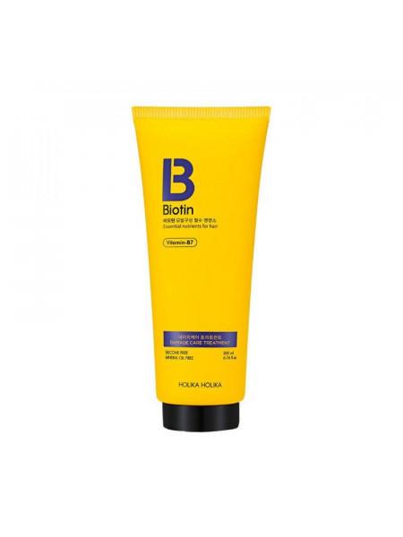 Кондиционер для поврежденных волос Biotin Damage Care Treatment