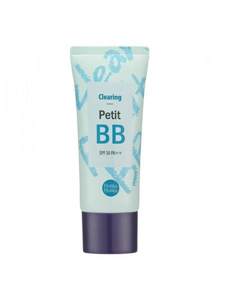 ББ-крем для лица Petit BB Clearing SPF 30, очищение