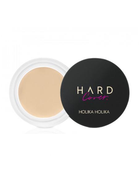 Кремовый консилер Hard Cover Cream Concealer 03 Sand Ivory, натуральный бежевый