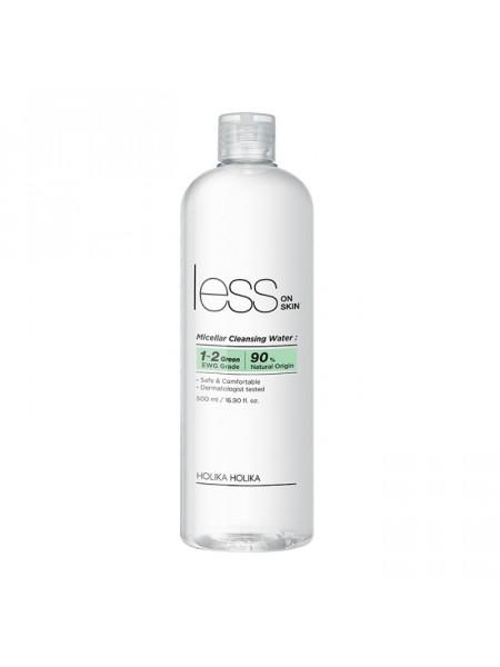 Мицеллярная вода Less On Skin Micellar Cleansing Water