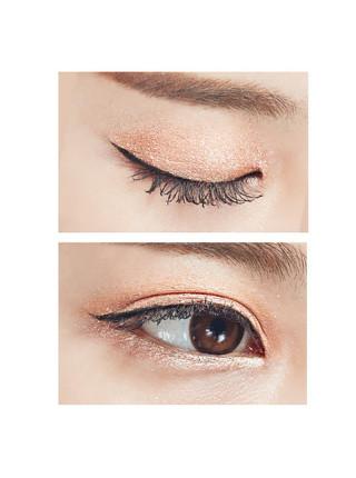 Мерцающие жидкие тени Eye Metal Glitter 01 stella dust, золотой