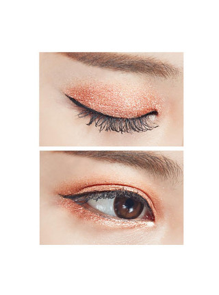 Мерцающие жидкие тени Eye Metal Glitter 03 Burnt Orange, оранжевый