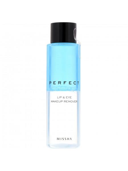 Двухфазное средство для снятия макияжа с глаз и губ Missha Perfect Lip&Eye Make-Up Remover