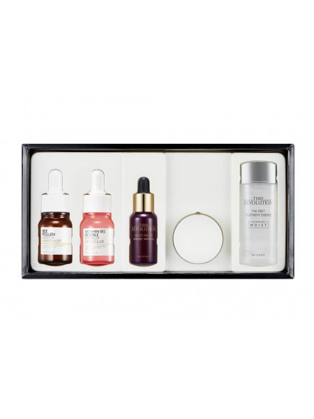 Премиальный набор миниатюр Missha Discovery Skin Care Deluxe Kit