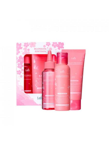 Весенний лимитированный набор средств для волос Lador Blossom Edition