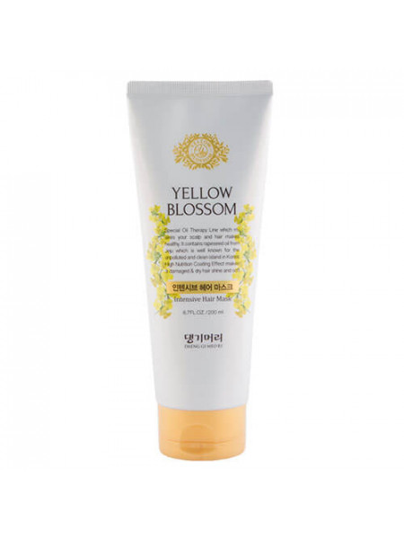 Интенсивная восстанавливающая маска Daeng Gi Meo Ri Yellow Blossom Intensive Hair Mask