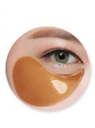 Гидрогелевые патчи с лососевым маслом и пептидами Eyenlip Salmon Oil Peptide Hydrogel Eye Patch