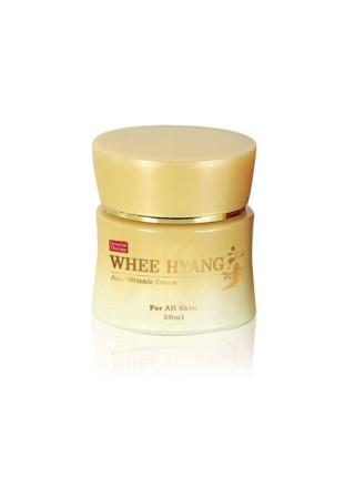 Антивозрастной крем для лица с экстрактом женьшеня Deoproce Whee Hyang Anti-Wrinkle Cream