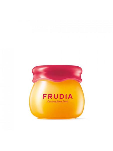 Бальзам для губ с медом и экстрактом граната Frudia Pomegranate Honey 3 in 1 Lip Balm