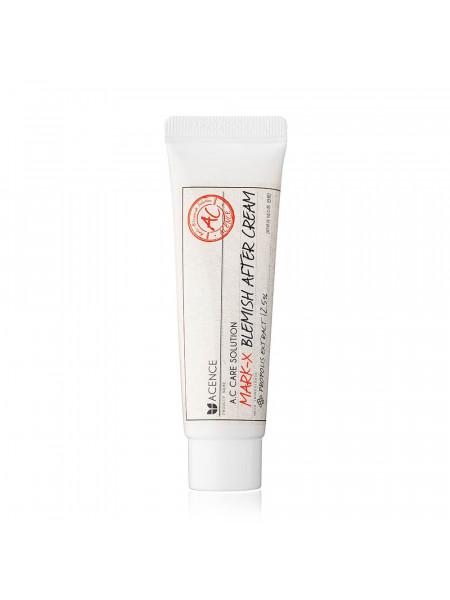 Крем Mizon Acence Mark-X Blemish After Cream от прыщей и рубцов-постакне