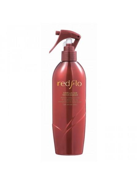 Увлажняющая эссенция для сухих волос с камелией Redflo Camellia Hair Water Essence