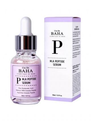 Сыворотка против морщин с пептидным комплексом Cos De Baha Peptide Serum