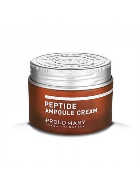 Омолаживающий крем с пептидами Proud Mary Peptide Ampoule Cream