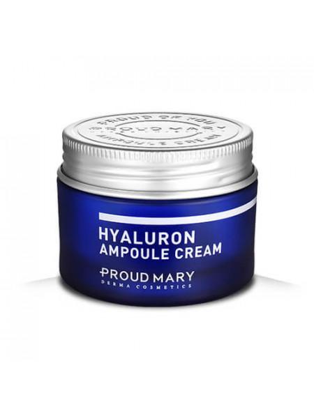 Увлажняющий крем с гиалуроновой кислотой Proud Mary Hyaluron Ampoule Cream