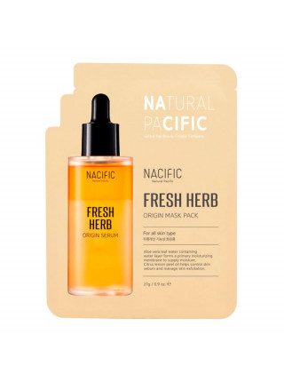 Travel-набор миниатюр Nacific Fresh Herb Original Kit