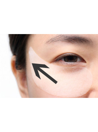 Витаминные тканевые патчи с протеинами шелкопряда JMSolution Vita Cocoon Mesh Fit Eyes Mask
