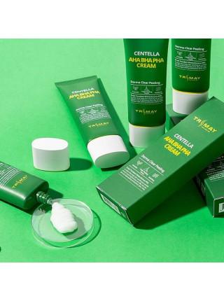 Обновляющий крем с кислотами и центеллой Trimay Aha Bha Pha Centella Cream