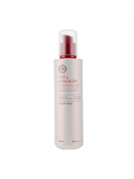 Лифтинг-эмульсия с гранатом и коллагеном The Face Shop Pomegranate Collagen Volume Lifting Emulsion