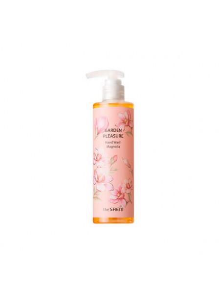 Антибактериальное жидкое мыло для рук The Saem Garden Pleasure Hand Wash Magnolia