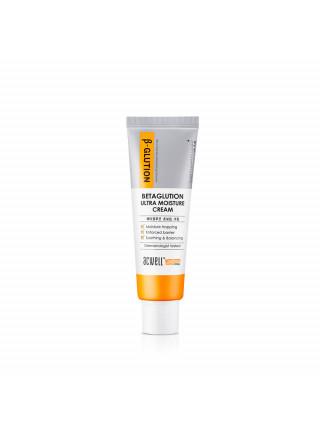 Крем для глубокого увлажнения кожи с бета-глюканом ACWELL Glution Ultra Moisture Cream