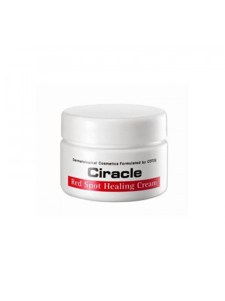 Локальный крем-мазь для проблемной кожи Ciracle Red Spot Cream