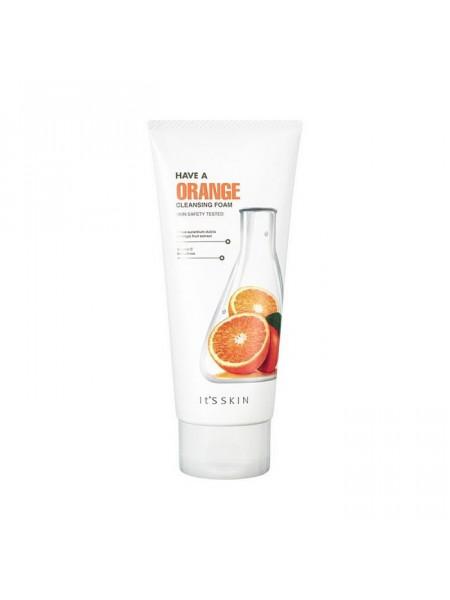 Смягчающая пенка с апельсином Have a Orange Cleansing Foam