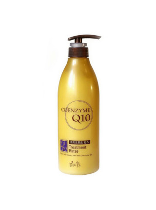 Кондиционер с коэнзимом Q10 и керамидами Somang Coenzyme Q10 Treatment Rinse