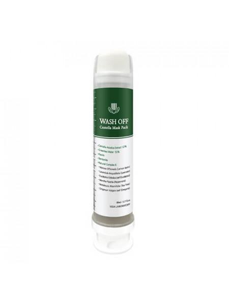 Очищающая маска для проблемной кожи с центеллой 1004 Laboratory Wash Off Centella Mask Pack