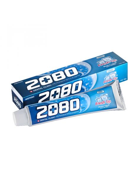 Освежающая зубная паста с ментолом