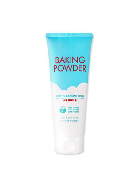 Очищающая пенка 3 в 1 с содой Etude House Baking Powder Pore Cleansing Foam