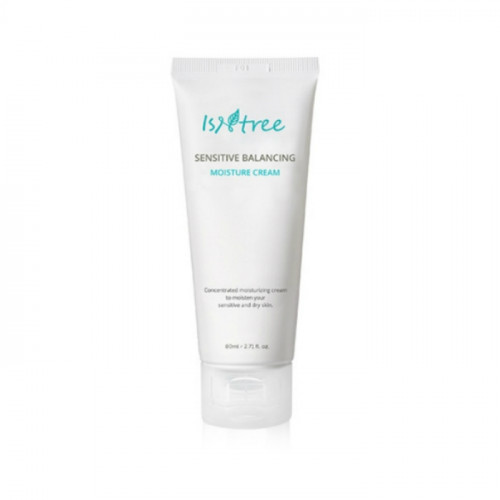 IsNtree Sensitive Balancing Moisture Cream