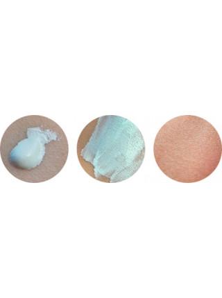 Матирующий СС-крем с цветовыми капсулами Welcos Lotus Color Change Blemish Balm SPF25 PA++