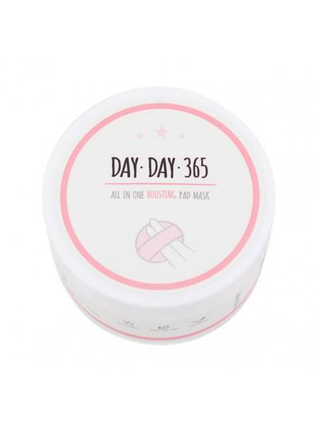 Очищающие пилинг-спонжи Wish Formula Day Day 365 All In One Boosting Pad Mask