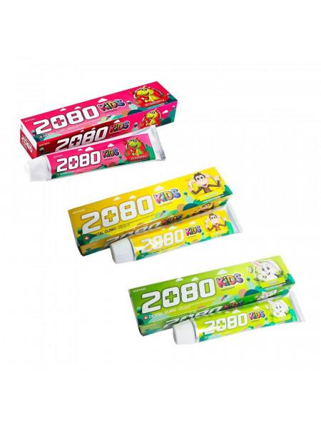 Детская зубная паста Dental Clinic 2080 KIDS Toothpaste