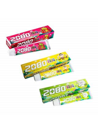 Детская зубная паста с бананом Dental Clinic 2080 KIDS Toothpaste Banana