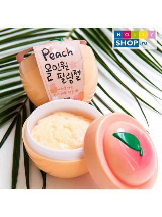 Пилинг-скатка Baviphat Peach All-in-One Peeling Gel