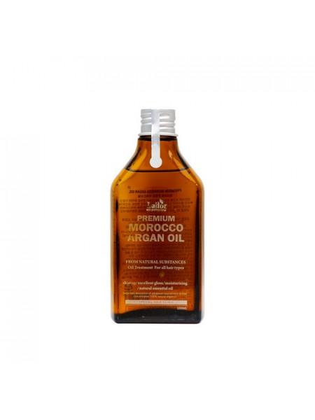 Аргановое масло Lador Premium Argan Hair Oil
