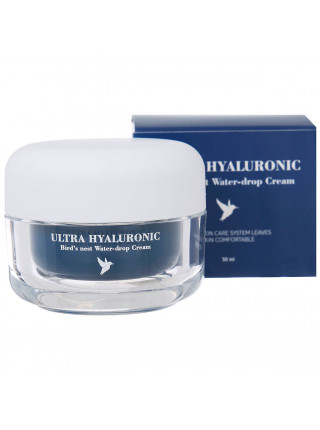 Крем с ласточкиным гнездом Esthetic House Ultra Hyaluronic Acid Bird's Nest Water-Drop Cream