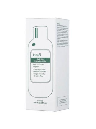 Глубокоувлажняющий тоник с экстрактом зеленого чая Dear, Klairs Daily Skin Hydrating Skin