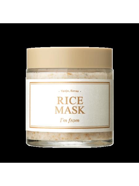 Очищающая маска-скраб с рисовыми отрубями I'm From Rice Mask