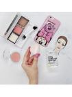 Двусторонний косметический спонж для макияжа Drop Double-ended Blending Sponge