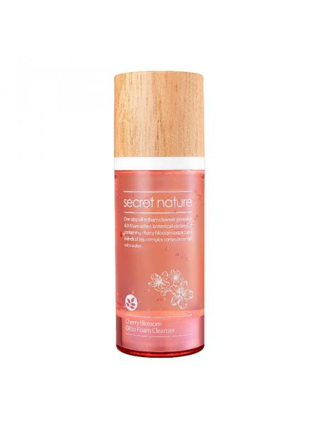 Гидрофильное масло-пенка с вишней Cherry Blossom Oil to Foam Cleanser