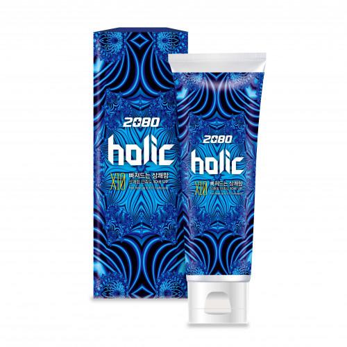 Зубная паста снежная мята Dental Clinic 2080 Holic Toothpaste