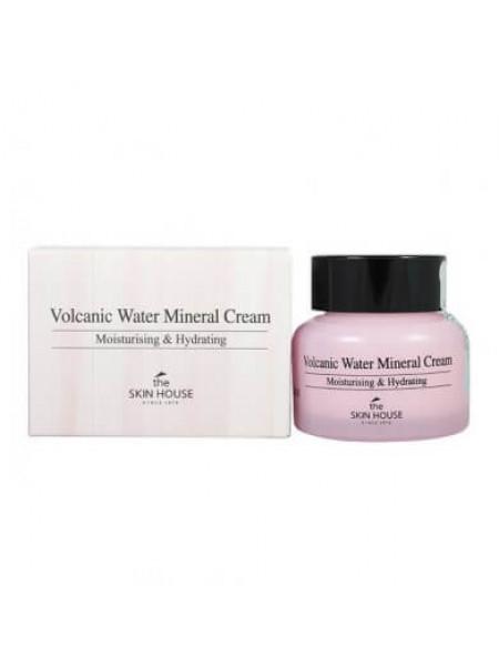 Минеральный крем на основе вулканической воды The Skin House  Volcanic Water Mineral Cream