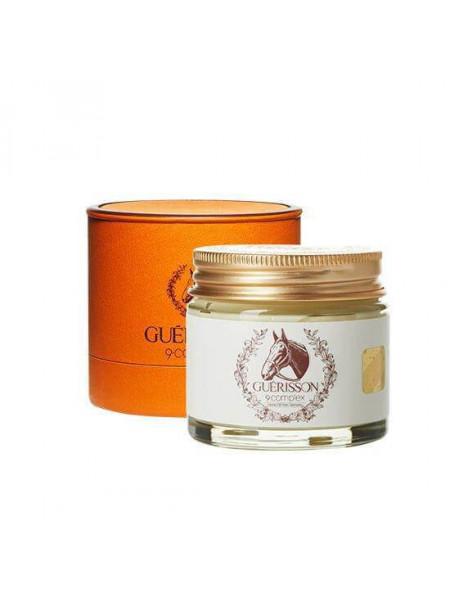 Питательный крем для лица  с лошадиным жиром Guerisson 9complex Cream