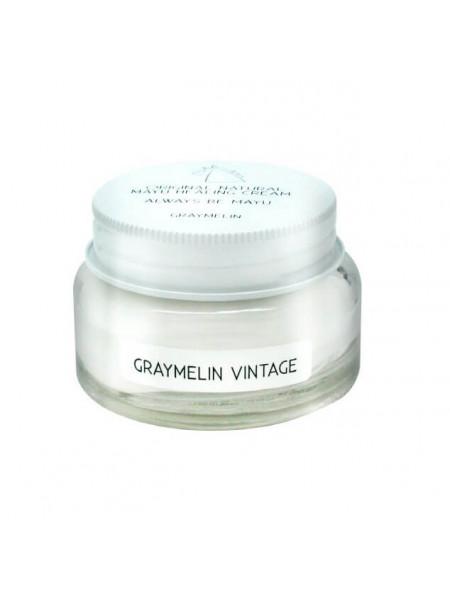 Питательный крем с лошадиным маслом Graymelin Original Natural Mayu Healing Cream