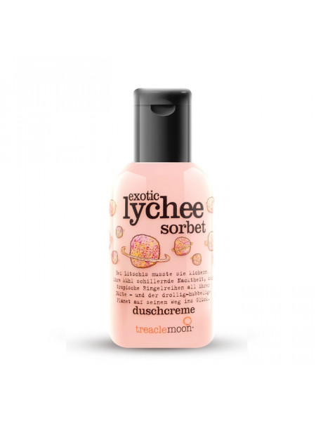 Гель для душа Exotic Lychee Sorbet Bath & Shower Gel, экзотический личи