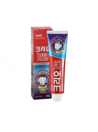 Универсальная зубная паста для всей семьи Clio Deep Plus Toothpaste